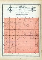 Township 32 Range 16, Cleveland, Holt County 1915